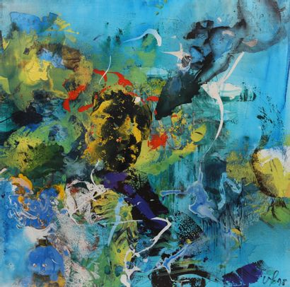 Philippe Charpentier (né en 1949)  Artiste...