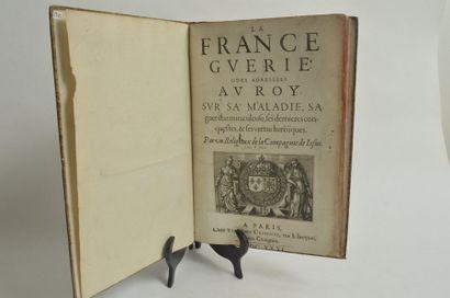 [Pierre LEMOYNE, jésuite (1602-1671)], La...