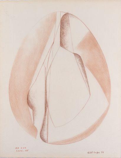 Michel CORFOU (né en 1936), AB Ovo San 15,...