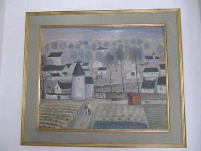 Jean RAFFY LE PERSAN (né en 1920)