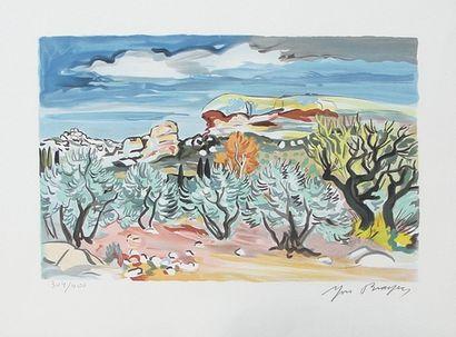 BRAYER Yves (1907-1990)