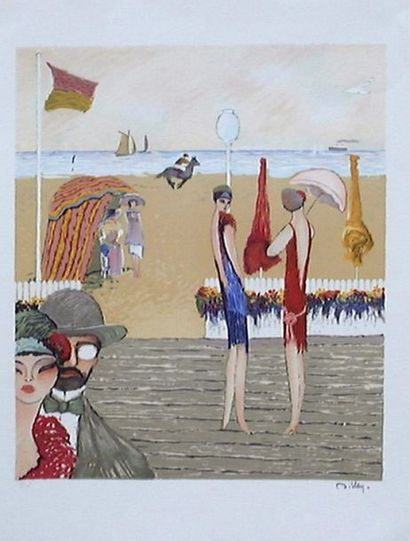 DILLEY Ramon (1932)