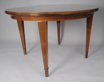Eugène PRINTZ (1889-1948).Table de salle...