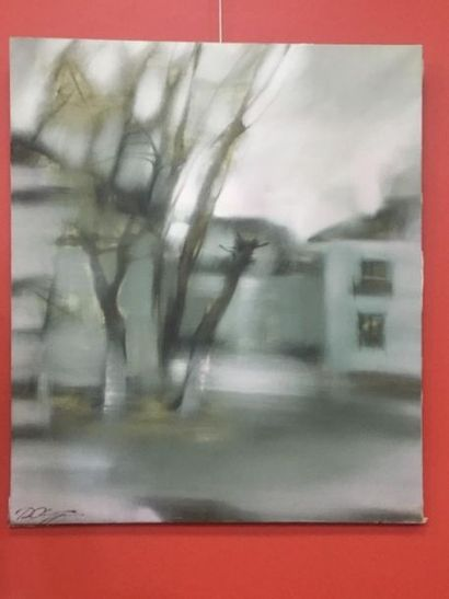 OCTIAVE Denis (XX-XXIème), Paysage, HST,...