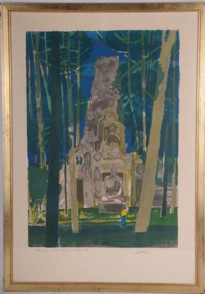 CATHELIN Bernard (1919-2004)