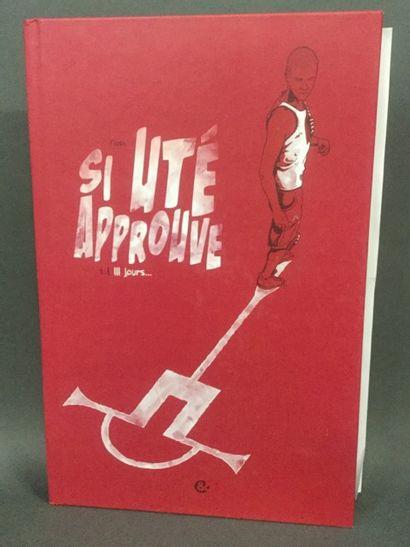 bandes dessinées: si Ute approuve 90 ex....
