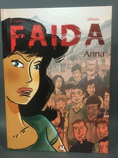 bandes dessinées: FAIDA - 230 ex ( frais...