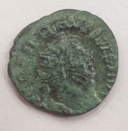 MONNAIE ROMAINE - CARAUSIUS, Antoninien,...