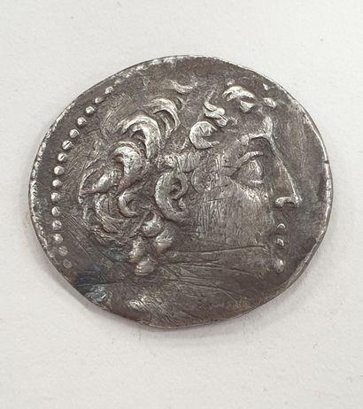 MONNAIE GRECQUE - SELEUCIDE, Demetrius II...