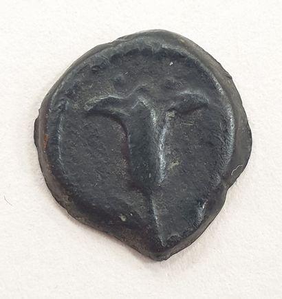 MONNAIE GRECQUE - ROYAUME DE JUDEE, Antiochos...