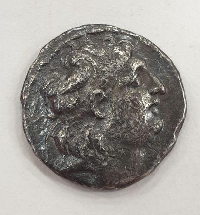 MONNAIE GRECQUE - SELEUCIDE, Antiochus III,...