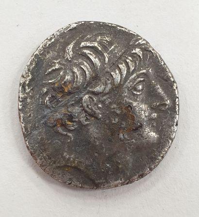 MONNAIE GRECQUE - SELEUCIDE, Antiochus VII,...
