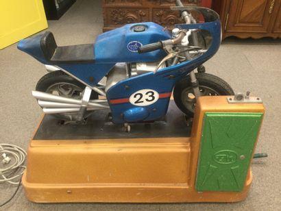 Moto de manège sur moteur électrique, pour...