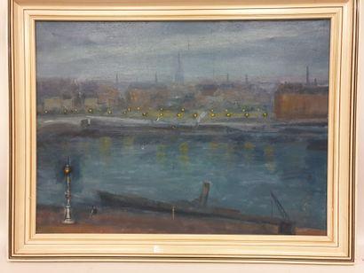 Myriam DIERE (1882-?) élève d'André.LHOTE,...