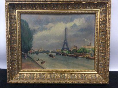 Émile ROUX-FABRE (XIX-XX), Paris, HSP, SBG,...