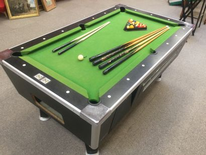 RENE PIERRE REGENT 50 American billiard table,...