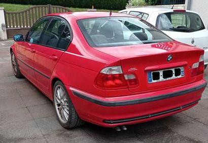 BMW 330D de 2000 kilométrage : 245000km  Boîte auto, climatisation, sièges chau...