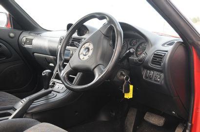 MITSUBISHI FTO 143000 kilomètres au compteur. Moteur V6 2.0L Essence.  Volant à...