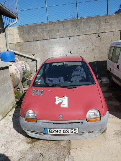 RENAULT TWINGO de 1994 kilomètrage : 94000km Moteur essence