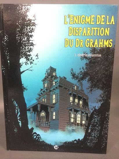 bandes dessinées: docteur Grahms tome 1 :...