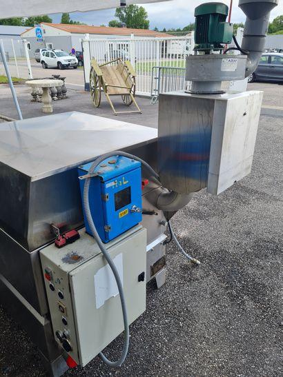 Nettoyeur/Degraisseur automatique par aspersion...