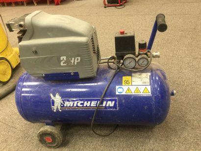 COMPRESSEUR MICHELIN 50 litres 2 HP