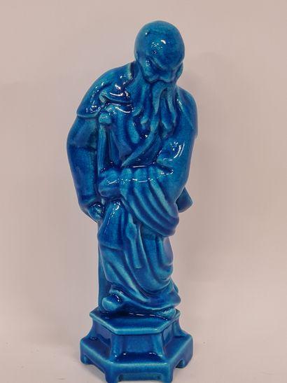 LONGWY, Immortel 2 ,statuette par moulage...