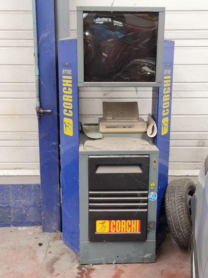 Banc de Freinage-suspension de marque CORGHI...