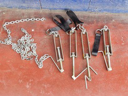 Kit de compresseurs de suspension