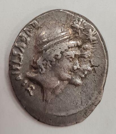 REPUBLIQUE ROMAINE - CORDIUS RUFUS - Denier...