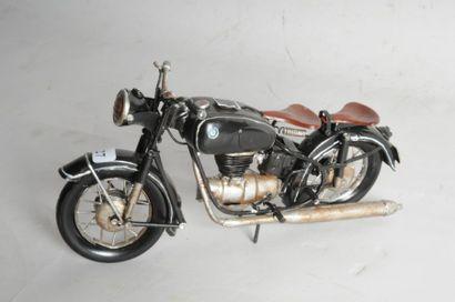 Maquette métal: BMW Monocylindre
