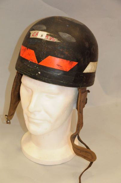 CASQUE VERITABLE CROMWELL ANNEES 50 - TAILLE...