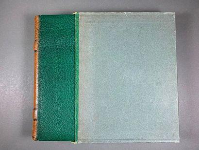 Louis HÉMON Maria Chapdelaine. Ouvrage avec des illustrations couleurs de C. Gagnon....