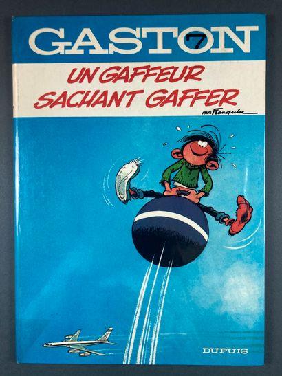 Franquin A. - Gaston Lagaffe