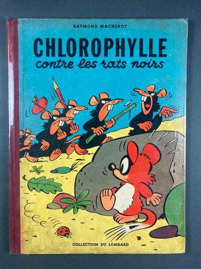 Macherot - Chlorophylle
