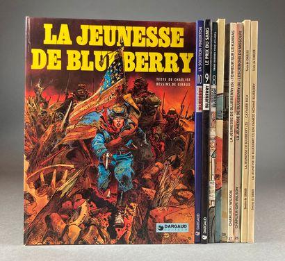 Giraud & - Blueberry (Jeunesse)