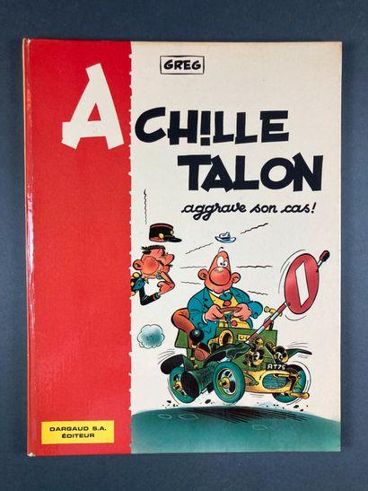 Greg - Achille Talon