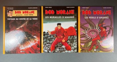 Leclercq F. - Bob Morane