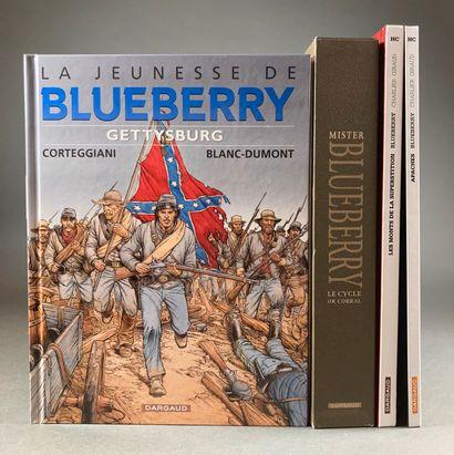 Giraud & - Blueberry Mister
