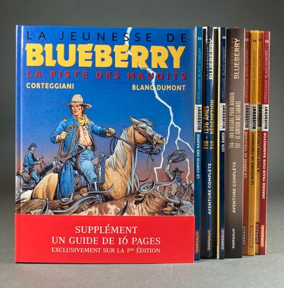 Blanc-Dumont - Blueberry (Jeunesse)