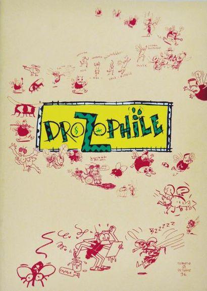 Collectif<br>Drozophile