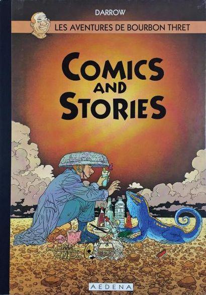 Darrow<br>Comics and Stories