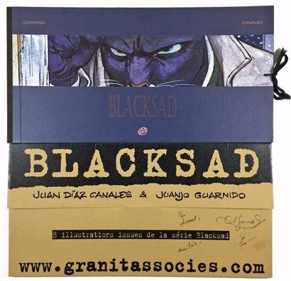 Guarnido<br>Blacksad