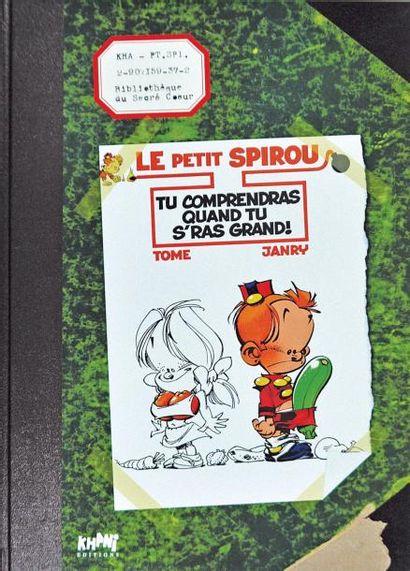 Janry<br>Petit Spirou (Le)