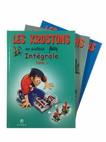Deliège P.<br>Krostons (Les)