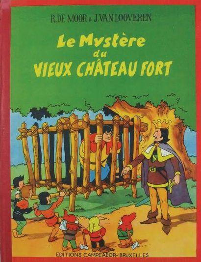 De Moor Bob<br>Mystère du Vieux Ch.