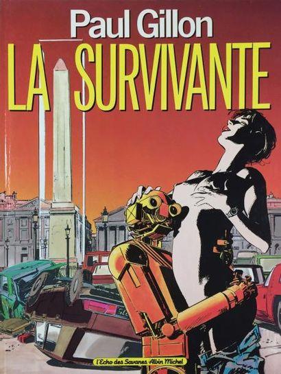Gillon P.<br>Survivante (La)