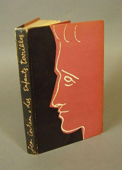 1 A- Jean COCTEAU (1889 - 1963)  ''Les enfants...