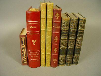 1 B- Bibliothèque d'un collectionneur  Ensemble...