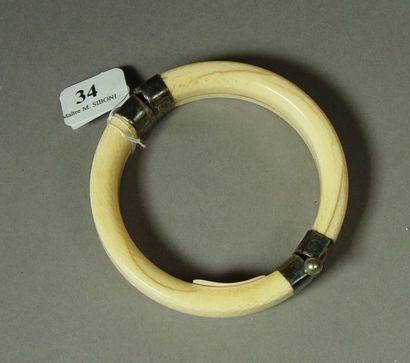 34- Bracelet ethnique